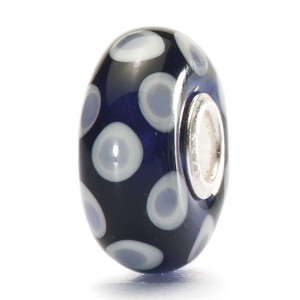 Promotie glaskraal Colourful Joy 1531804B Dark blue