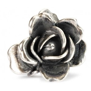 tagbe-00032 Trollbeads Rose of June