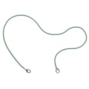 2013850140 Asian cord Soft green 40 cm