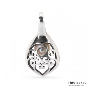 TAGPE-00059 Trollbeads Pendant Soft Wind of Change