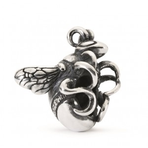 TAGBE-40088 Trollbeads Bumble Bee Spacer