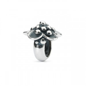 TAGBE-30137 Trollbeads Water Lily Spacer