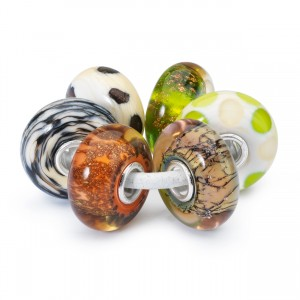 TGLBE-00143 Trollbeads Forest secrets Kit