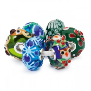 TGLBE-00146 Trollbeads Winter Forest Kit (Special Edition)