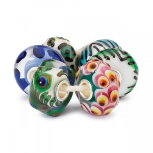 TGLBE-00156 Trollbeads Enchanted Animal Kit