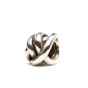 tagbe-10049 Trollbeads Lucky knot