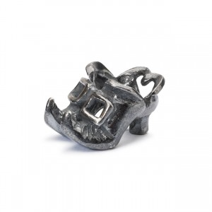 TAGBE-20193 Trollbeads Witch Shoes Bead