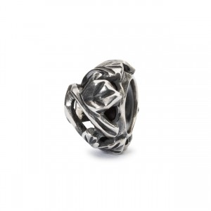 TAGBE-20189 Trollbeads Crown of Leaves Spacer