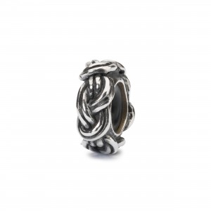 TAGBE-20201 Trollbeads savoy knot Spacer