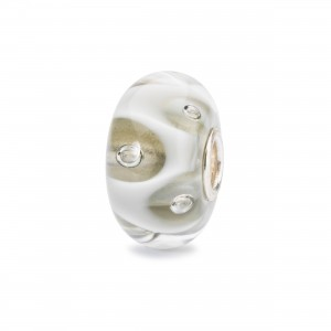 TGLBE-10439 Trollbeads Drops of white