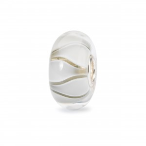 TGLBE-10440 Trollbeads white tulips (Retired)