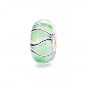 TGLBE-10445 Trollbeads Green tulips (Retired)