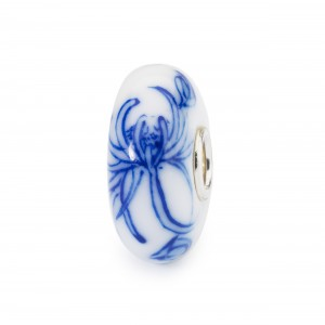 TBD2019-2 Perle journée Trollbeads 2019 Chrysanthemum Brush