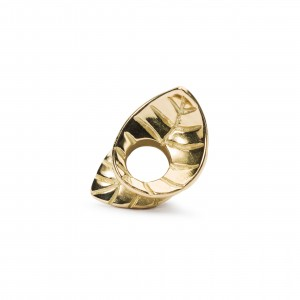 TAUBE-00121 Trollbeads Golden Leaves
