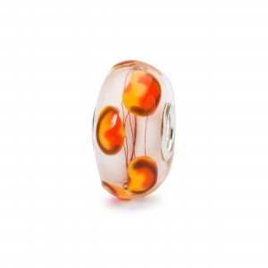 TGLBE-10452 Trollbeads Golden Poppies