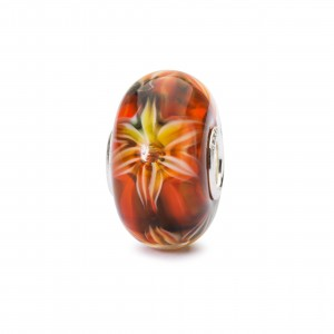 TGLBE-10453 Trollbeads Flowers of Passion (Retired)
