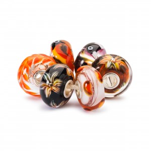 TGLBE-00172 Trollbeads Nightfall Trollbeads Glass Kit