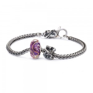 TSA18A Trollbeads Field of Dreams Bracelet