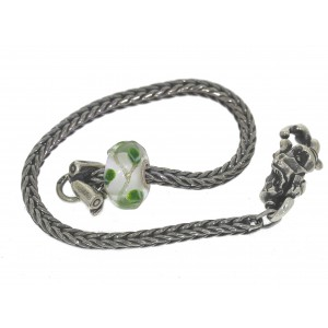 TSA18G-1 Trollbeads Art to Go Unique Green bracelet
