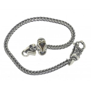 TSA18G-13 Trollbeads Art to Go Unique Green bracelet
