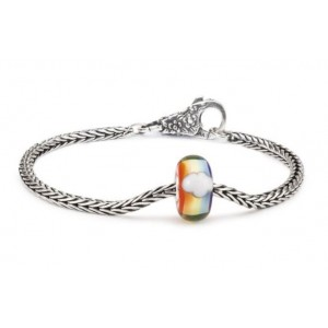 TAGBO-20138 Trollbeads silver Bracelet Together Strong Special Edition