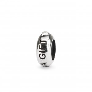 TAGBE-20236 Trollbeads Stopper - My Life is a Gift