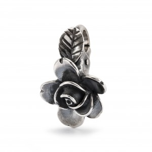 TAGPE-00080 Trollbeads Rose of Beauty Pendant