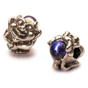 tagbe-00098 Trollbeads Troll with big feet