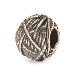 tagbe-40063 Trollbeads Bolletje wol (Retired)