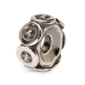 tagbe-40065 Trollbeads Buttons (Retired)