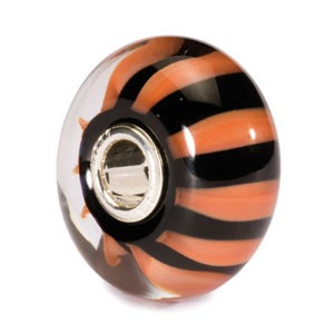 61390 Coral stripe (retired bead)