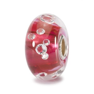 tglbe-00017 Trollbeads Diamond-like Pink
