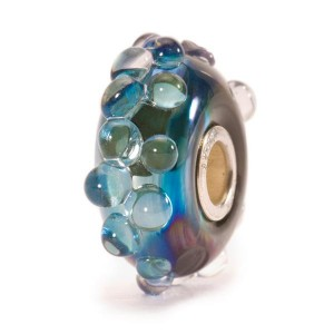tglbe-20057 Trollbeads Moon ocean (retired)